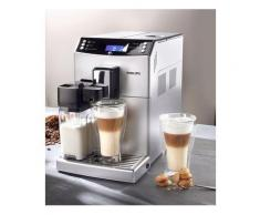 Kaffeevollautomat 3100 Serie EP3551/11, Scheibenmahlwerk , PHILIPS Silber