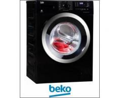 Waschmaschine WMY 71433 PTE, A+++, 7 kg, 1400 U/Min, BEKO Schwarz