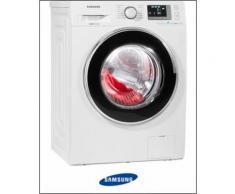 Waschmaschine WF70F5EBP4W/EG, A+++, 7 kg, 1400 U/Min, SAMSUNG Weiß