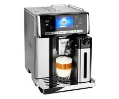 De'Longhi Kaffee-Vollautomat PrimaDonna Exclusive ESAM 6900.M, Kegelmahlwerk , DELONGHI Silber
