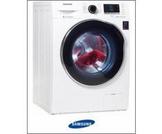 Waschtrockner WD6000 WD80J6400AW/EG, A, 8 kg / 6 kg, 1.400 U/Min, SAMSUNG Weiß