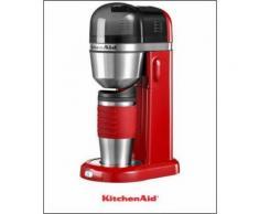 Filterkaffeemaschine 5KCM0402EER, 0,54l Becher , KITCHENAID Rot