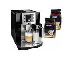 De'Longhi Kaffeevollautomat Perfecta ESAM 5550, Kegelmahlwerk , DELONGHI Schwarz