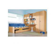 Jugendzimmer-Set (4-tlg.) RAUCH