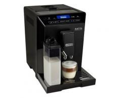 De'Longhi Kaffeevollautomat ECAM 44.666.B, Kegelmahlwerk , DELONGHI Schwarz