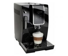 De'Longhi Kaffeevollautomat Dinamica ECAM 350.15.B, Kegelmahlwerk , DELONGHI Schwarz