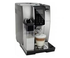 DELONGHI De'Longhi Kaffeevollautomat Dinamica ECAM 350.75.SB, Kegelmahlwerk , Silber
