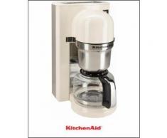 Filterkaffeemaschine 5KCM0802EAC, 1,18l Kaffeekanne , KITCHENAID Beige