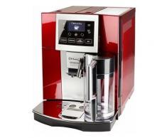 DELONGHI De'Longhi Kaffeevollautomat ESAM 5708.R, Kegelmahlwerk , Rot