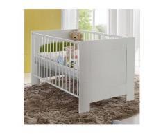 Babybett »Bella«, in matt, NECKERMANN Weiß