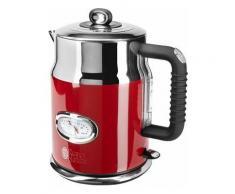 Wasserkocher 2400 Watt Retro Classic Noir 21671-70, RUSSELL HOBBS Rot