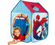 Spielzelt, Spiderman, rot