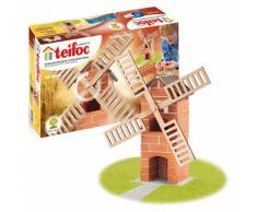 """""""teifoc TEI 4040 Steinbaukasten - """"Windmühle"""""""""""