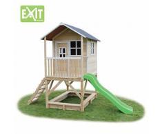 """""""Spielhaus """"Loft"""" mit Veranda, Sandkasten und Rutsche, ca.328x185x255 cm"""""""
