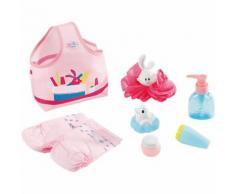 BABY born® Badeset Wash & Go Puppenzubehör Badezimmer