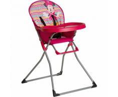 Hochstuhl Mac Baby, minnie geo pink