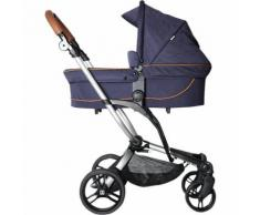 Kombi Kinderwagen JEREMY, fishbone navy