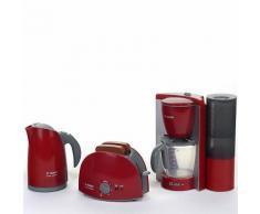 klein BOSCH Frühstücksset Küchengeräte Wasserkocher, Toaster, Kaffeemaschine