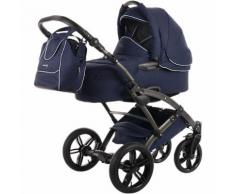 Kombi Kinderwagen Voletto Emotion, night blue
