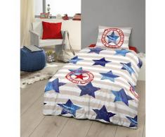 Kinderbettwäsche, Goodnight Stars, Renforcé, 135 x 200 cm