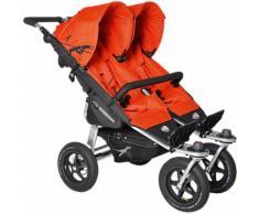Zwillings- & Geschwisterwagen Twin adventure, orange.com