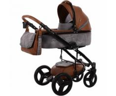 Kombi-Kinderwagen K-One, Grey Jeans