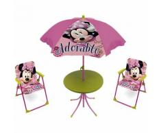 Kindersitzgruppe, 4-tlg., Minnie Mouse