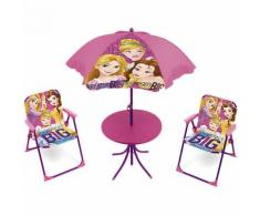 Kindersitzgruppe, 4-tlg., Disney Princess