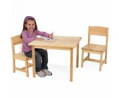 Kindersitzgruppe Aspen, 3-tlg., natur