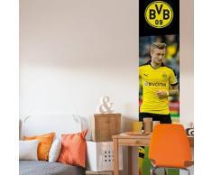 Fototapete BVB Marco Reus, selbstklebend, 50 x 250 cm