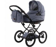 Kombi Kinderwagen Classico Emotion, light blue
