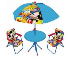 Kindersitzgruppe, 4-tlg., Mickey Mouse