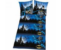 Kinderbettwäsche Batman Microfaser, 135 x 200 cm
