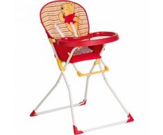 Hochstuhl Mac Baby, pooh spring brights red