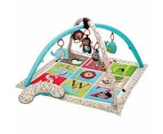 Skip Hop Krabbeldecke mit Spielbogen, Zoo + Buchstaben