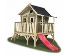 Spielhaus EXIT Crooky 350, ca. 180x313x229