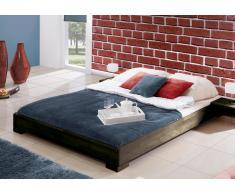 Massivholzbett Bett Mona ohne Kopfteil