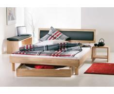 Massivholzbett Bett Capas