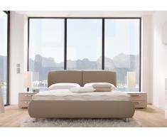 Lederbett Hasena Dream-Line Deluxe Bett Belluno in Echtleder oder Stoff erhältlich
