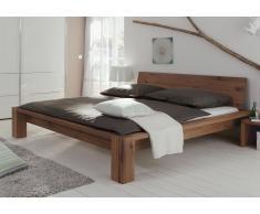 Massivholzbett Hasena Oak-Line Wild Bett Cortina