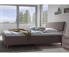 Lederbett Hasena Dream-Line Bett Curvino in Kunstleder, Echtleder oder Stoff erhältlich