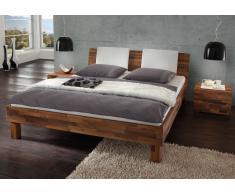 Massivholzbett Bett Silena