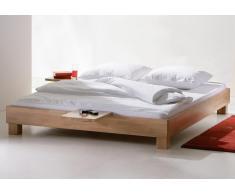 Massivholzbett Bett / Liege Santo