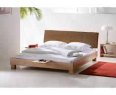 Massivholzbett Bett Folo