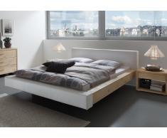 Lederbett Hasena Selection Bett Ezzano in Echtleder oder Stoff