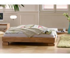 Massivholzbett Bett / Liege Mendora
