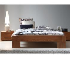 Massivholzbett Bett Vaco II ohne Kopfteil