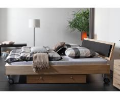 Futonbett Hasena Top-Line Bett Advance mit Rollen