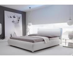 Lederbett Hasena Dream-Line Deluxe Bett Oasi in Echtleder oder Stoff erhältlich