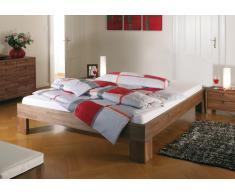 Massivholzbett Bett / Liege Monza